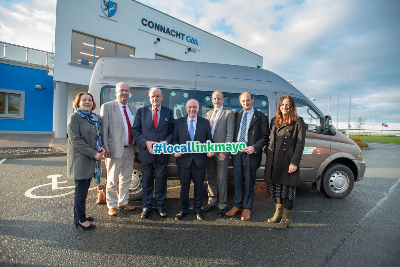 Minister Ring Launches Local Link Service Expansions